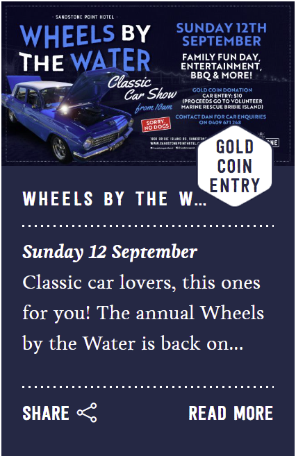 12 Sept Wheels by Water