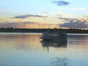 Ferryman Cruises Bribie Island